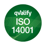 Kvalitetscertifiering ISO 14001