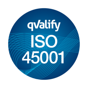 Kvalitetscertifiering ISO 45001