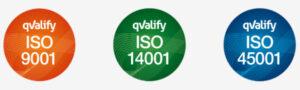 Transtema Wincore ISO Certifiering